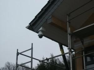 Installation von Sicherheitstechnik